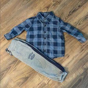 OshKosh B'Gosh 2 piece Outfit